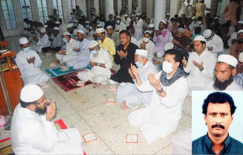 গোলাম সারোয়ারের মৃত্যুবার্ষিকীতে মসজিদে মসজিদে দোয়া