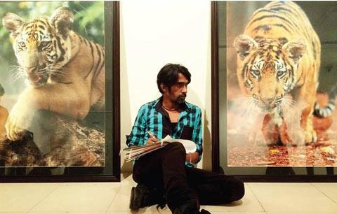 Photo Talk by Khan Fatim Hasan at Narayanganj