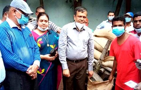 খাদ্যবান্ধব কর্মসূচী চালুতে অনিয়মের ইতি ঘটবে : নাহিদা বারিক