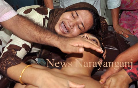 Boy drowns in Shitlakkhya