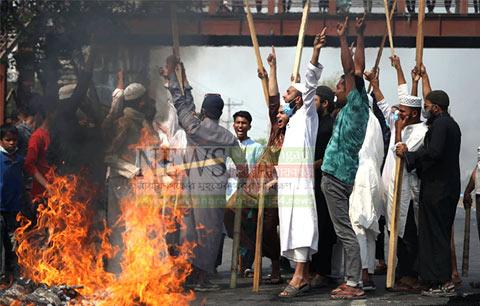 হেফাজত কান্ডে নারায়ণগঞ্জের তিনজনের জামিন স্থগিত