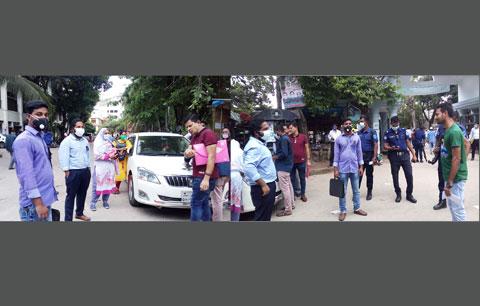 আদালতপাড়ায় জরিমানা গুনলেন  আওয়ামী লীগ নেতা, আইনজীবী