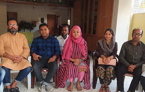 সুপ্রীম কোর্ট নির্বাচন প্রসঙ্গে যা বললেন মার-ই-য়াম খন্দকার