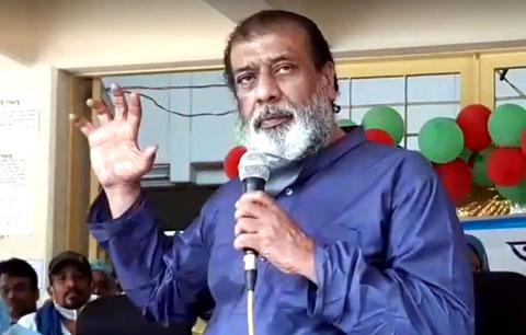 ভুয়া মুক্তিযোদ্ধারা সারেন্ডার করেন, ছাড় দিব না : সেলিম ওসমান