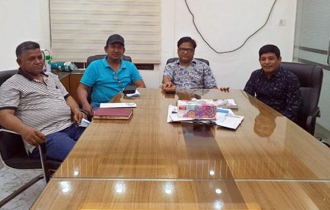 গোপালদি বিএনপি নিয়ে উপ কমিটির সভা