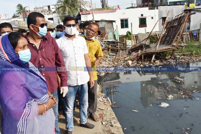 বিশুদ্ধ বাতাসের জন্য হাজিগঞ্জ কেল্লাকে উদ্ধার করবোই : মেয়র আইভী