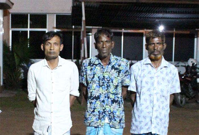 সিদ্ধিরগঞ্জ হতে ৩ মাদক ব্যবসায়ী গ্রেফতার