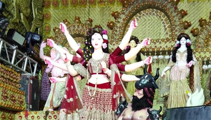 মহাঅষ্টমী বুধবার, নারায়ণগঞ্জে জীবন্ত কুমারী পূজা হবে না