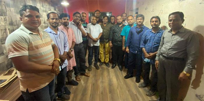 নারায়ণগঞ্জ টেলিভিশন জার্নালিস্ট অ্যাসোসিয়েশনের আত্মপ্রকাশ